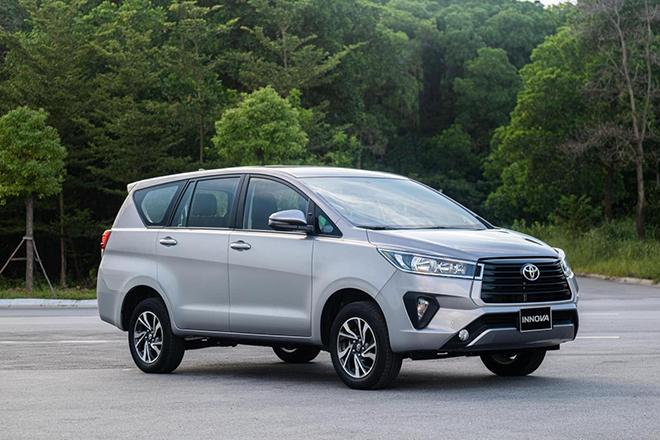 Giá xe Toyota Innova lăn bánh tháng 4/2021 - 1