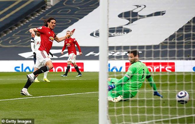 """MU """"vùi dập"""" Tottenham ở sân khách, Solskjaer và Mourinho nói gì? - 1"""