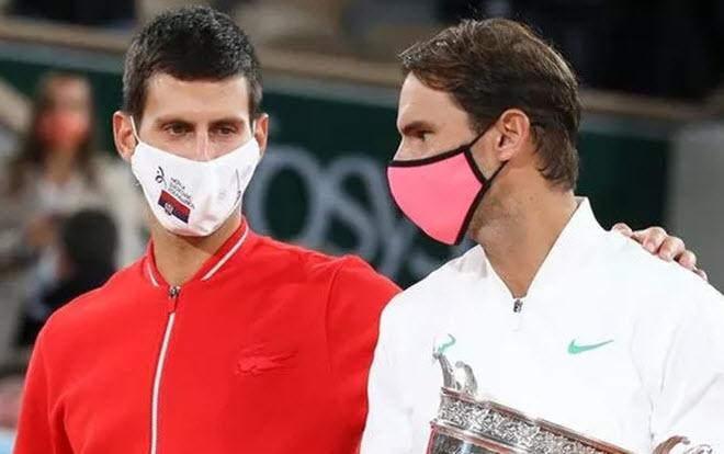 """Nadal bị tố """"ghen ăn tức ở"""": Fan tuyên bố không bằng Djokovic, Federer - 1"""