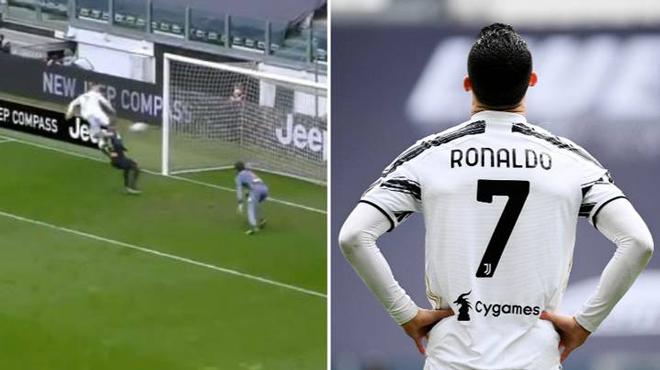 Ronaldo bỏ lỡ khó tin, cởi và ném áo đấu Juventus gây choáng - 1