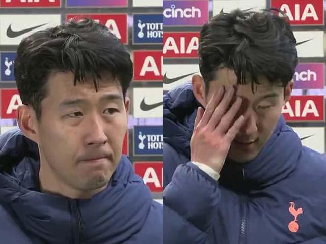 Son Heung Min cực mau nước mắt, lộ 5 lần rơi lệ ở Tottenham và ĐT Hàn Quốc - 1