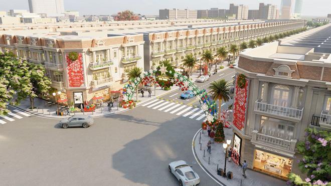 Sức sống sôi động của Thăng Long Central City - 1