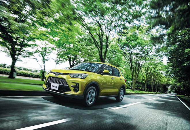 Toyota Raize nhiều khả năng xuất hiện tại thị trường Việt Nam - 1