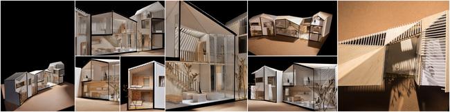 Thiết kế ngôi nhà khác biệt so với những lối thiết kế truyền thống nhưng khiến tất cả mọi người phải choáng ngợp trước sự tiện nghi của nó.