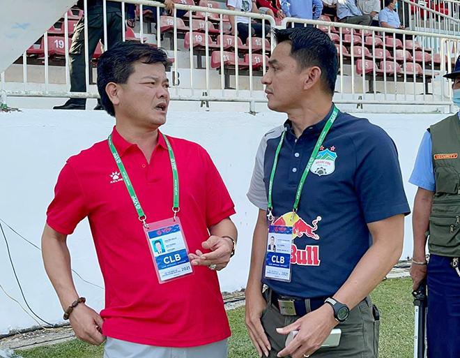 HAGL dẫn trước Nam Định 3 bàn, HLV Kiatisak vẫn chưa dám cười - 1