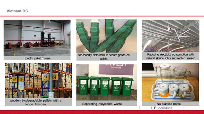 LF Logistics Việt Nam và những chiến lược hoạt động xanh bền vững - 1