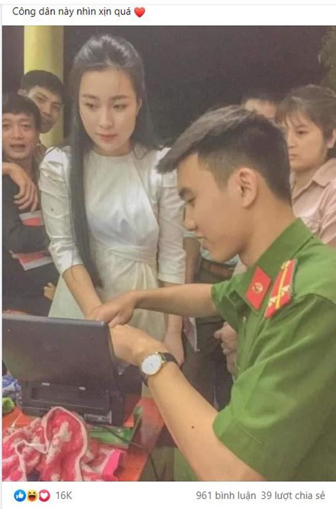 Cô gái bất đắc dĩ nổi tiếng sau khi chụp ảnh thẻ CCCD gắn chip: Bất ngờ về danh tính - 1