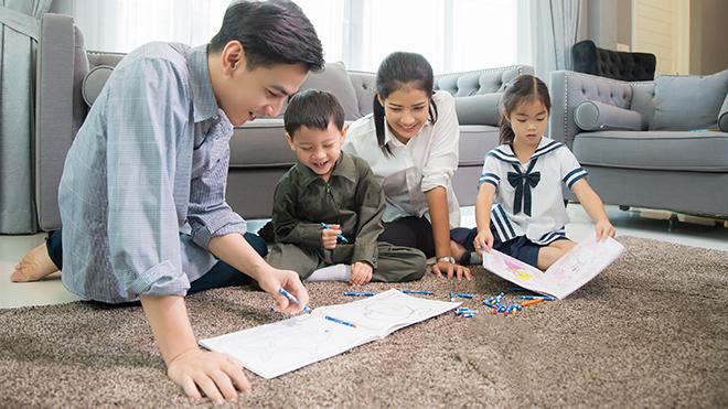 Checklist tài chính cho con: Cha mẹ hiện đại không nên bỏ qua điều này - 1