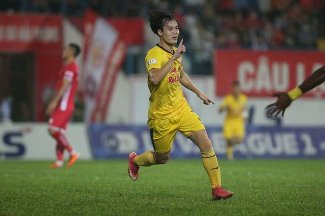HAGL số 1 V-League: Văn Toàn, Công Phượng đua Vua phá lưới không ngán ngoại binh - 1