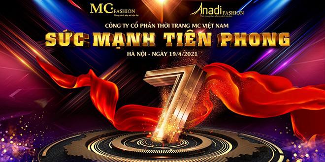"""MC Fashion tổ chức gala """"Sức mạnh tiên phong"""" để tôn vinh đại lý, đối tác, nhân sự xuất sắc - 1"""