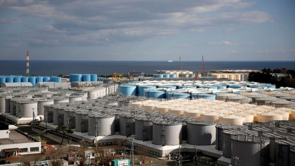 Nhật Bản quyết xả 1 triệu tấn nước nhiễm xạ ra biển gây tranh cãi - 1