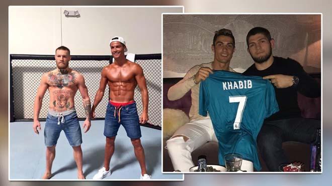 Nóng nhất thể thao tối 13/4: Ronaldo ca ngợi Khabib, tin vĩ đại nhất UFC - 1