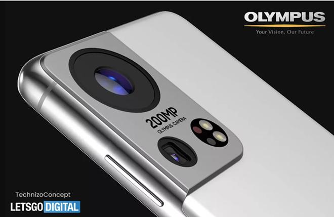 """Samfan """"đã mắt"""" với concept Galaxy S22 Ultra chứa camera 200MP - 1"""