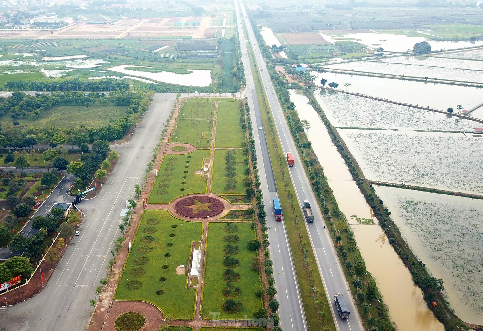 Tuyến đường 2.300 tỷ dài 15 km nối Hà Nội với Vĩnh Phúc hoạt động ra sao? - 3