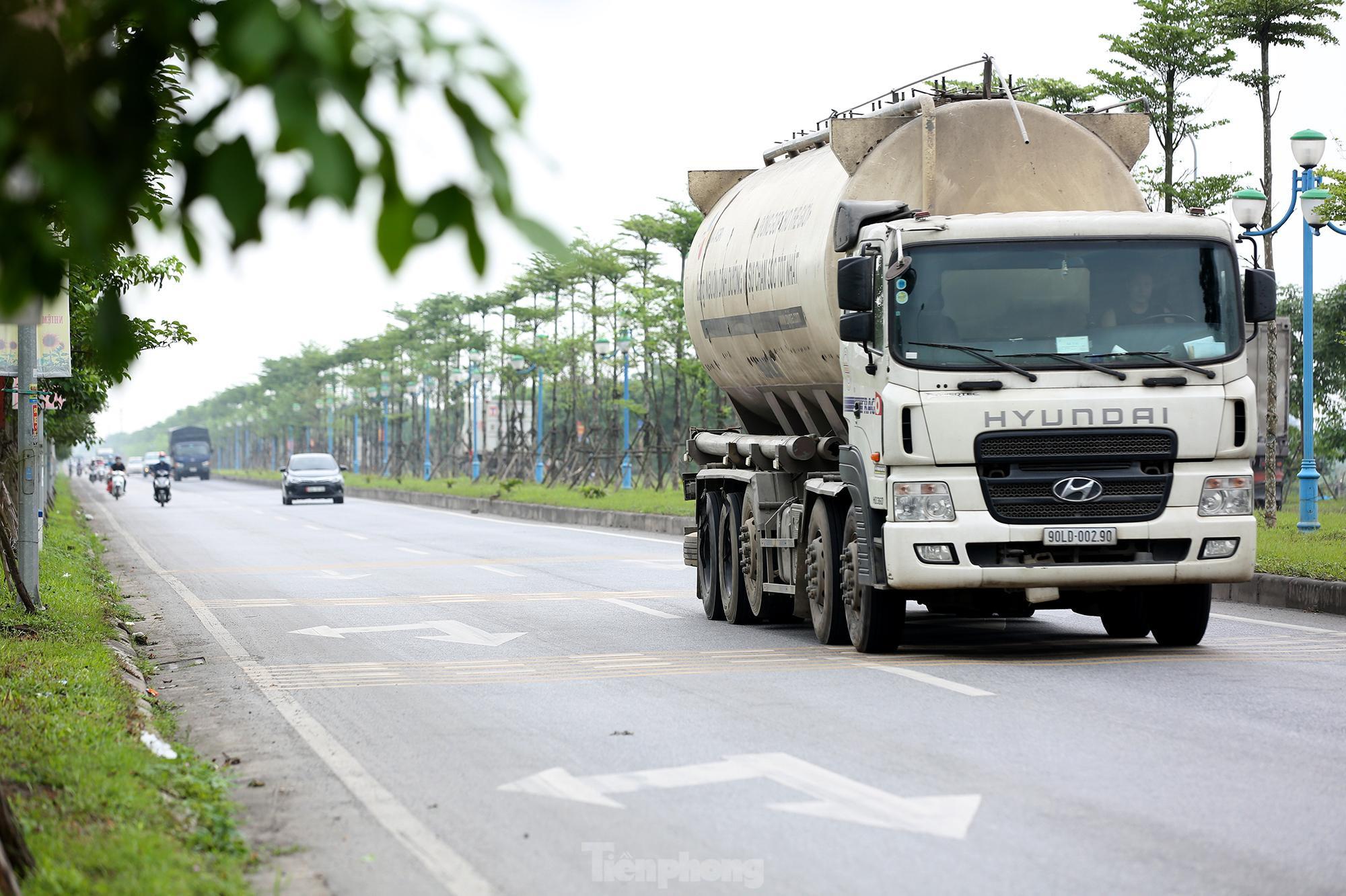Tuyến đường 2.300 tỷ dài 15 km nối Hà Nội với Vĩnh Phúc hoạt động ra sao? - 5