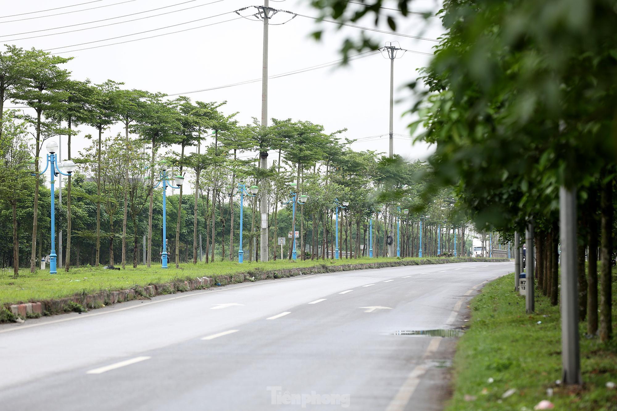 Tuyến đường 2.300 tỷ dài 15 km nối Hà Nội với Vĩnh Phúc hoạt động ra sao? - 6