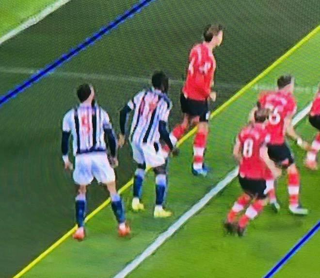 Video West Brom - Southampton: VAR sai lầm, công phá 3 bàn rực rỡ - 1