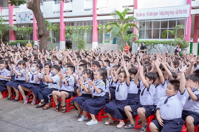 Gần 50.000 học sinh TP.HCM hoạt động ngoại khóa cùng AEON Việt Nam - 1