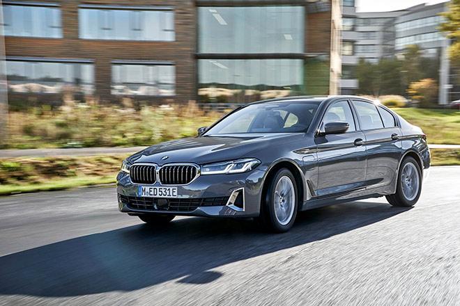 Mẫu xe sedan BMW 5 Series mới sắp được ra mắt tại Việt Nam có thay đổi gì hấp dẫn - 1