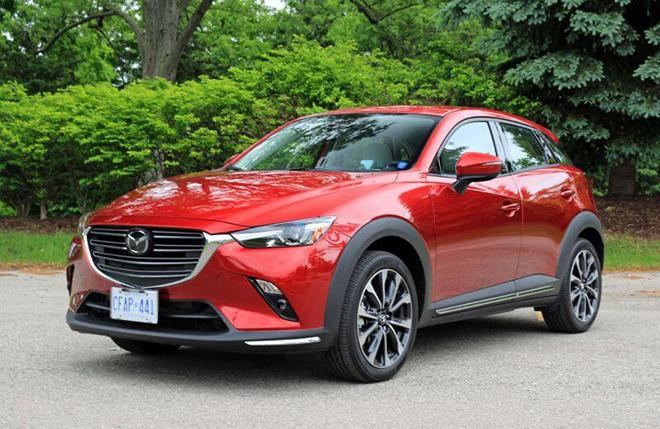 Mazda CX-3 và CX-30 sắp chào sân thị trường Việt Nam - 1