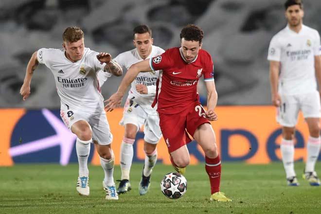 Nhận định Cúp C1: Liverpool mơ ngược dòng Real, Man City lo hụt vé bán kết - 1