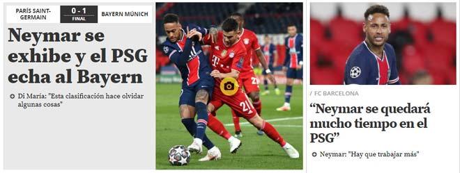 PSG vượt ải Bayern Munich: Báo Pháp vừa mừng vừa run, báo Đức tiếc nuối - 7