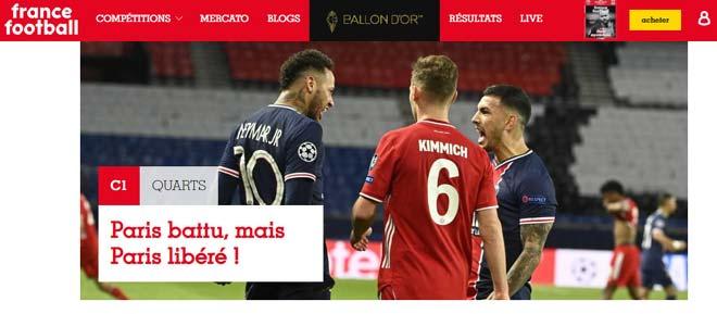 PSG vượt ải Bayern Munich: Báo Pháp vừa mừng vừa run, báo Đức tiếc nuối - 3