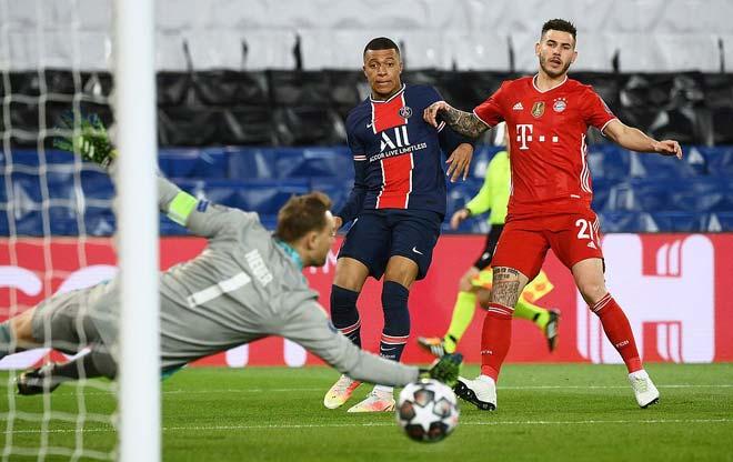 """Rực lửa Cúp C1: Neymar - Mbappe vô duyên, PSG vẫn hạ bệ """"Nhà vua"""" Bayern - 1"""