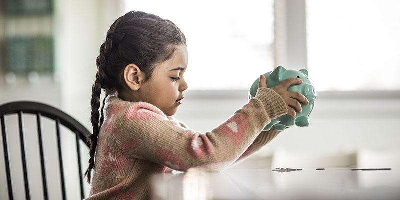 Trẻ có 3 hành vi tiết kiệm này, tương lai sẽ rất khó thành tài, cha mẹ cần chú ý - 1