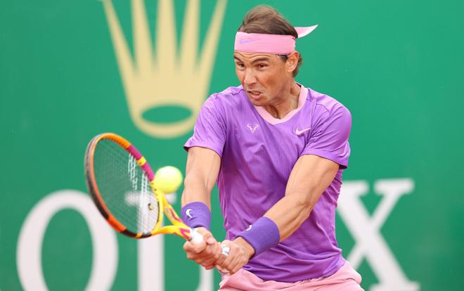 """Video tennis Delbonis - Nadal: """"Vua đất nện"""" thị uy, thần tốc vào vòng 3 - 1"""