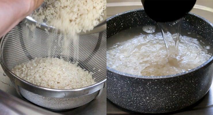 Bí quyết nấu cơm dẻo thơm, dùng để làm cơm cuộn hay cơm nắm đều ngon hết nấc - 1