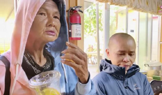 Cựu ca sĩ Kim Ngân thay đổi ra sao sau khi Thúy Nga đưa đến chùa? - 1