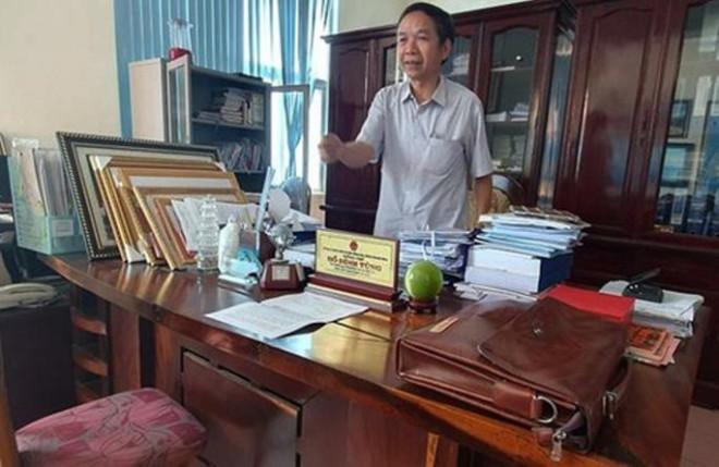Đình chỉ sinh hoạt Đảng Phó chủ tịch HĐND thị xã Nghi Sơn - 1