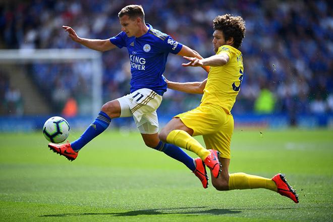 """Bán kết FA Cup: Leicester City - Southampton, tấm vé Chung kết dễ dàng cho """"bầy cáo""""? - 1"""