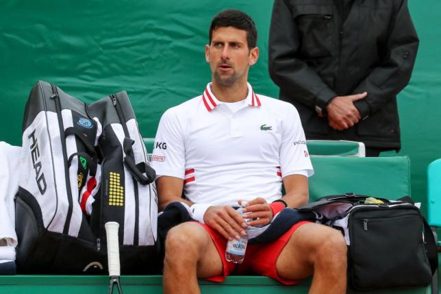 Djokovic thua choáng váng ở vòng 3 Monte Carlo, bất ngờ đổ lỗi cho thời tiết - 1