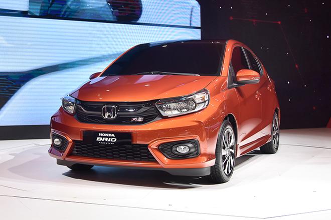 Giá xe Honda Brio lăn bánh tháng 4/2021 - 1