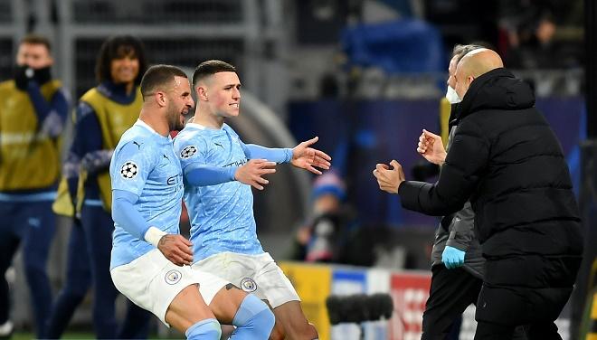 Kết quả bóng đá Cúp C1, Dortmund - Man City: Bước ngoặt 11m, ngược dòng kịch tính - 1