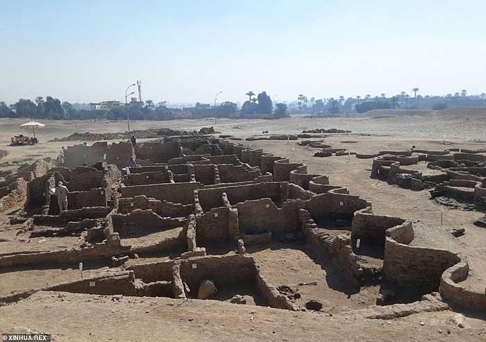 """Những phát hiện mới về """"thành phố vàng bị thất lạc"""" 3500 năm tuổi ở Ấn Độ - 1"""