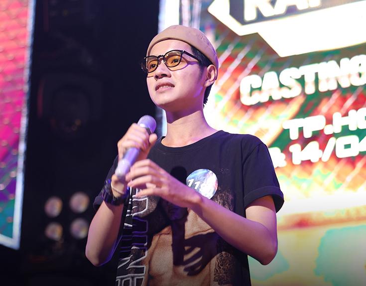 Cháu nội 7 đời của Cao Bá Quát bất ngờ đi thi Rap Việt mùa 2 - 1