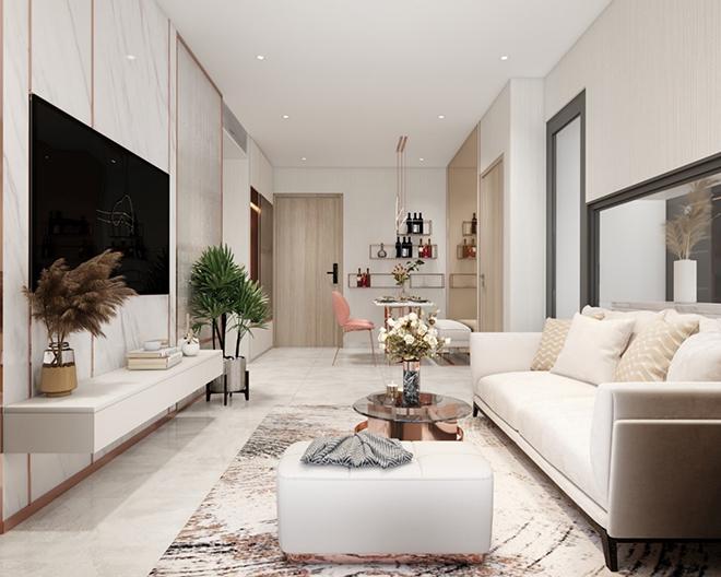 Chưa đến 3 tỷ đồng, sở hữu lâu dài căn hộ 2 phòng ngủ tại D-Aqua - 1
