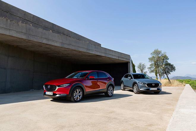 Bộ đôi Mazda CX3 và CX-30 chốt ngày ra mắt tại Việt Nam - 1