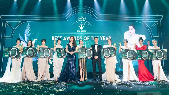 CEO Cao Thị Thùy Dung tự hào về doanh số khủng của dàn người đẹp Top White - 1