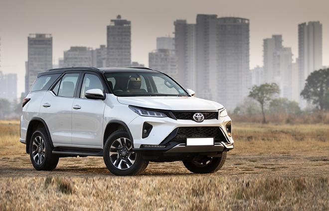 Giá xe Toyota Fortuner lăn bánh tháng 4/2021 - 1