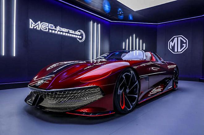 Hãng ô tô MG tham vọng lấn sân vào phân khúc xe thể thao điện - 1