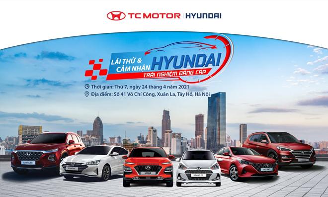 Hyundai Lê Văn Lương: Lái thử và cảm nhận Hyundai - 1