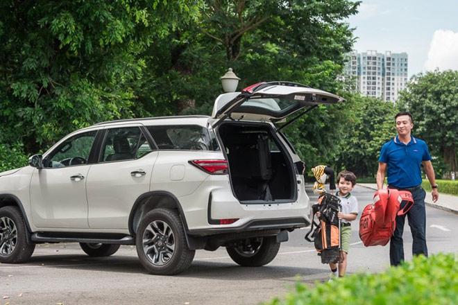 Lựa chọn mẫu SUV chuẩn cho gia đình, doanh nhân - 1