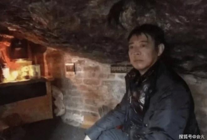 Lý Liên Kiệt như Trương Tam Phong trên phim, U60 vào hang luyện công mỗi ngày - 1