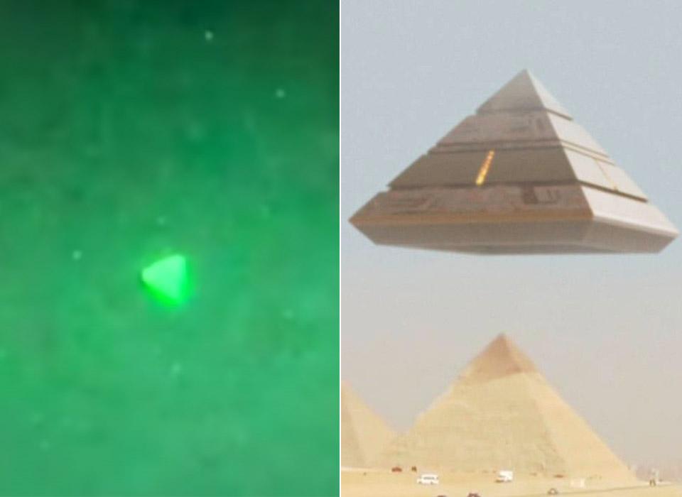 Người tung loạt ảnh, video chấn động về UFO áp sát tàu chiến Mỹ lần đầu lên tiếng - 1