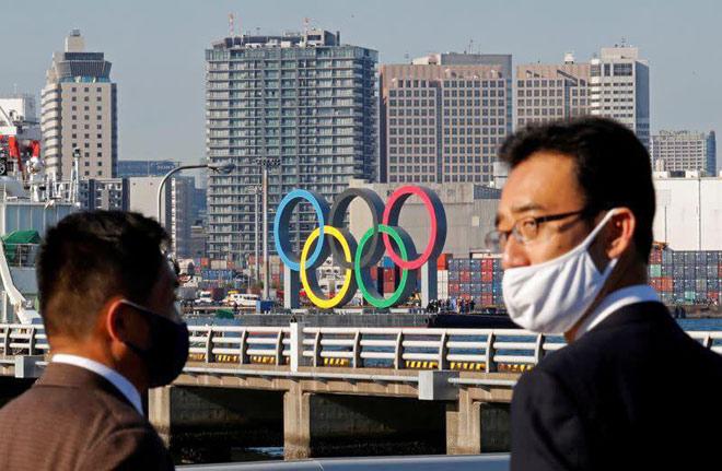 Số ca mắc COVID-19 tăng vọt, Nhật Bản xem xét dừng Olympic Tokyo - 1