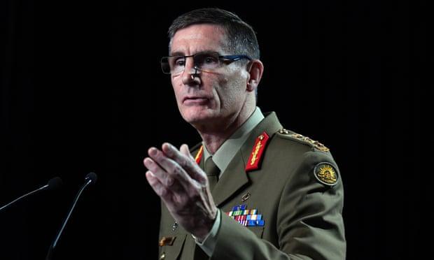 """Tướng Úc cảnh báo """"thảm họa"""" nếu TQ quyết thu hồi Đài Loan bằng vũ lực - 1"""